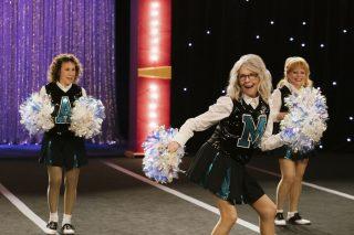 Poms review – Breezy geriatric comedy