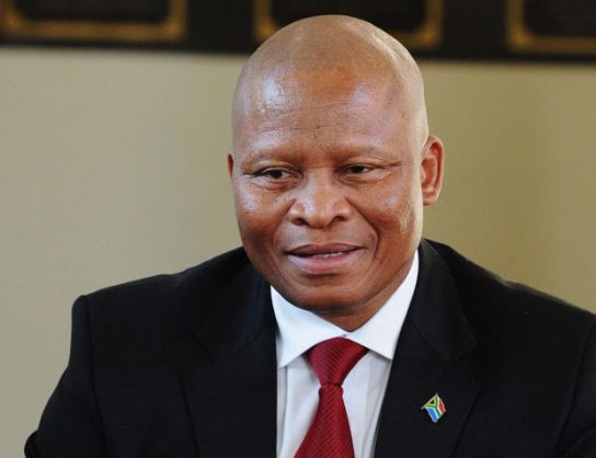 Chief Justice Mogoeng Mogoeng took 13 international business trips in 2017/18. Photo: GCIS (CC BY-ND 2.0)