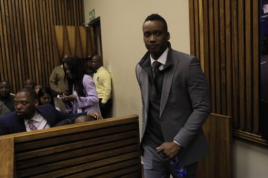 Duduzane wasn't speeding when he crashed into a taxi – witness