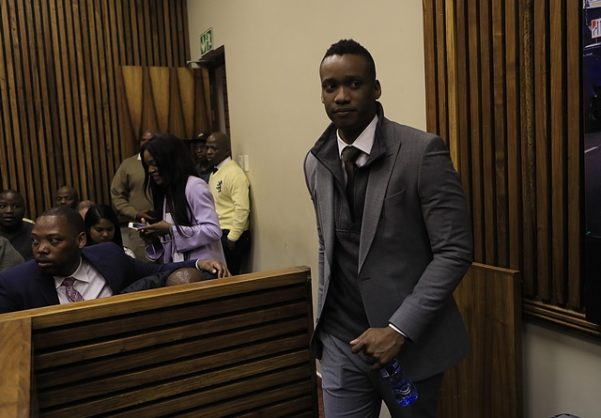 Duduzane Zuma's trial on the accident he had in 2014 in which one taxi occupant died continued this morning in the Randburg Magistrate's Court in Johannesburg, 16 May 2019. Picture: Simphiwe Mbokazi / African News Agency (ANA)