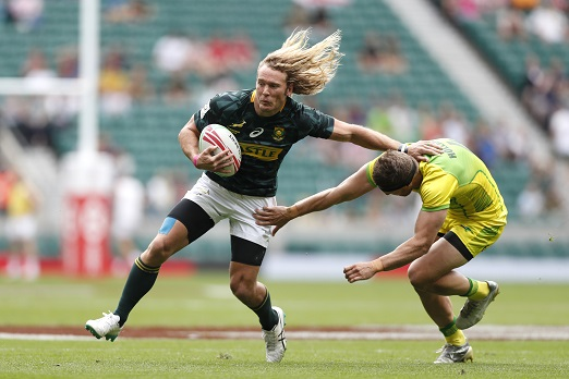 Blitzboks' bittersweet London shift