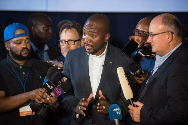 Maimane survives as DA leadership takes collective responsibility