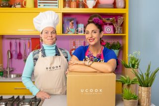 WIN SUZELLE AND UCOOK MEALS!