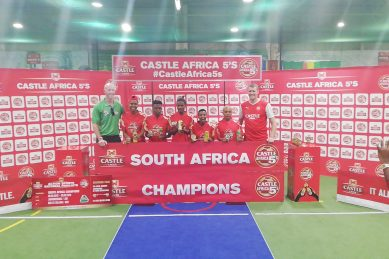 Pirates and Drama Queens set to fly SA flag high in Africa 5's
