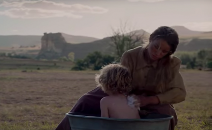 A scene from The Story of Racheltjie de Beer | Image: YouTube
