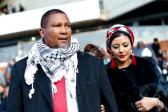 Mandela family happy to see Ramaphosa ascend