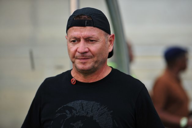 Jozef Vukusic coach of Polokwane City (Photo by Philip Maeta/Gallo Images)