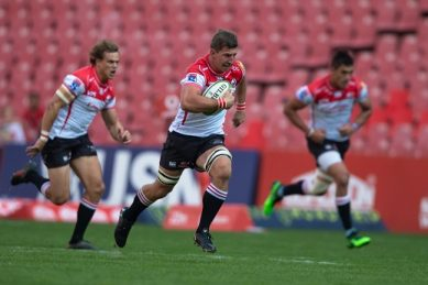 Marx-powered Lions hold off pesky Highlanders