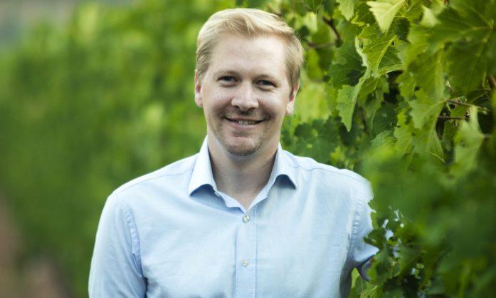 Tokara winemaker Stuart Botha. photo: Tokara