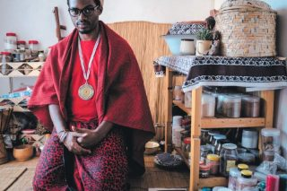 From suicidal Christian preacher to happy traditional healer
