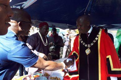 Son of Alfred Duma Municipality mayor shot dead near Ladysmith