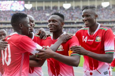Kenya names preliminary squad for Africa Cup of Nations