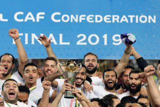 Zamalek use penalty power to end 16-year African trophy drought