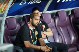 Esperance coach and team seek CAF Champions League title, records