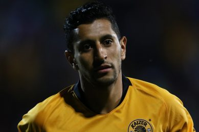 Want-away Chiefs striker Castro begs Pitso to takehim back – report
