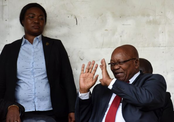 Zuma back in court after his defence highlights 'lack of funds'