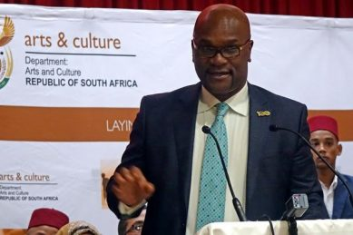 1,520 artists, 296 athletes to receive relief funding – Minister Nathi Mthwetha