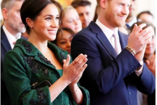 Meghan Markle gives birth to a son