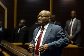 Moment of 'truth' for Jacob Zuma