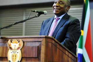 Will Ramaphosa shed 40 cabinet positions?