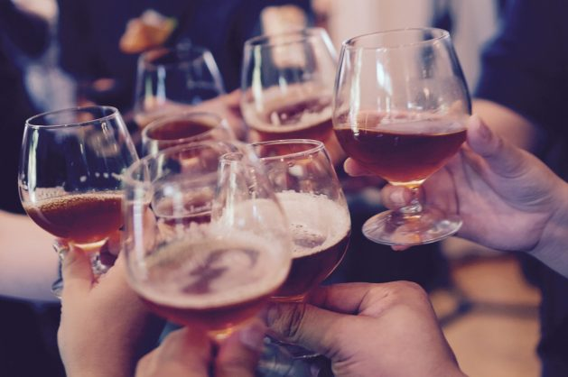 People love coffee and beer for the buzz, not the taste – study