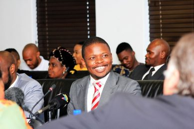 In sermon livestream Bushiri says 'don't listen to your mind', give your money