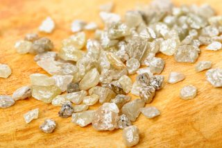 Two suspects arrested in Cape Town for possession of presumed uncut diamonds