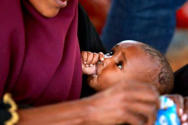 Child hunger threatening Africa's economic and social progress