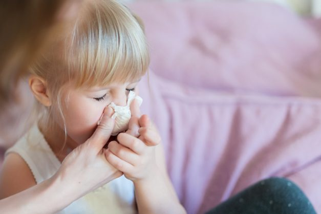 Giving antibiotics to children can do more harm than good