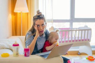 Working moms cannot do it all