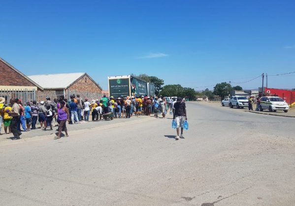 Department says Makhanda reports 'not true', then throws Gift of the Givers under municipal bus