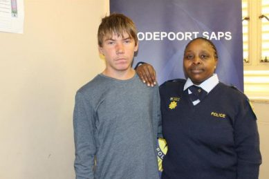 'Orphaned' teen had Roodepoort police fooled – but it was all a lie