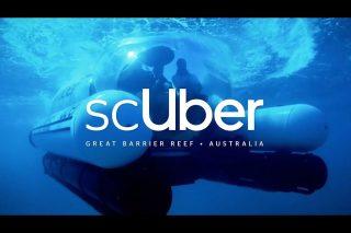 Uber offers unique submarine rides