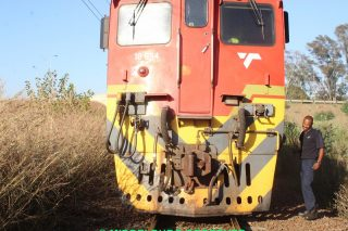 Man 'missing' after allegedly being hit by train in Mpumalanga