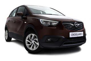 Opel Crossland X gets oil-burning heart