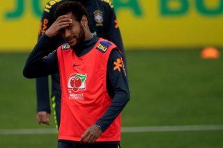 Lawyers drop Brazil star Neymar's rape accuser