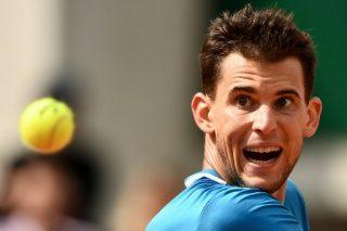 Thiem 'forgets' Serena incident, hits 'tweener' past beaten Monfils