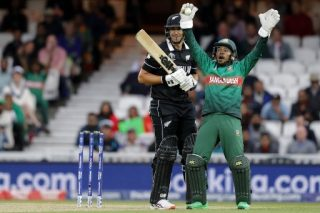 New Zealand survive Bangladesh scare to win thriller