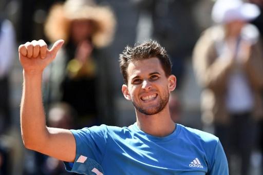 Thiem ends Djokovic history bid, faces Nadal for Roland Garros title