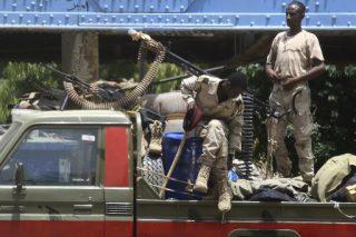 Sudan military junta releases prisoners of war