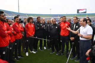 Egypt ready for Africa Cup despite security, price concerns