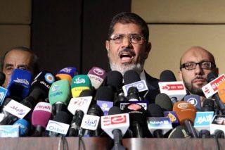Egypt ex-president Mohamed Morsi dies: official sources