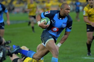Courageous Cornal becomes a centre