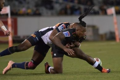 Impotent Sharks soundly caged by clinical Brumbies