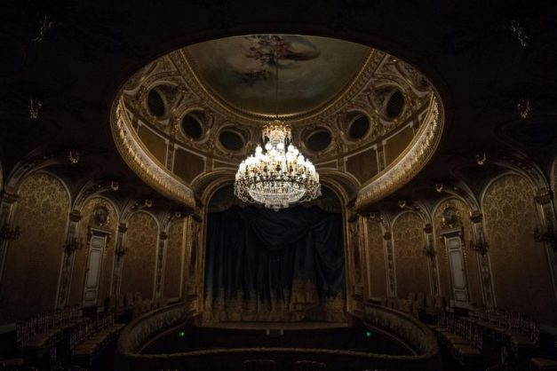 UAE gift helps French palace reopen 'forgotten theatre'