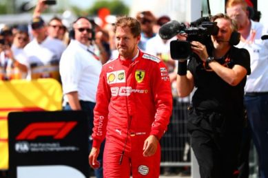 'This is the wrong world': Vettel fumes at costly penalty