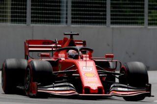 Vettel on top ahead of Leclerc as Ferrari rule again