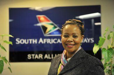 Zuks Ramasia says SAA open for business despite strike action