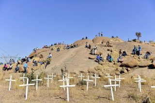 Disconnect between business and state contributed to Marikana massacre