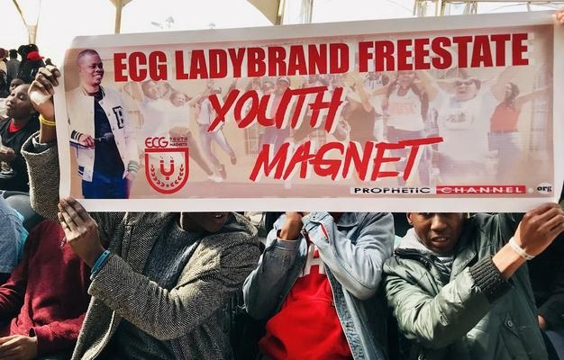 Thousands of young people have flocked to Pretoria from different countries to attend the Shepherd Bushiri-led Enlightened Christian Gathering's youth conference. Photo: ANA/Jonisayi Maromo